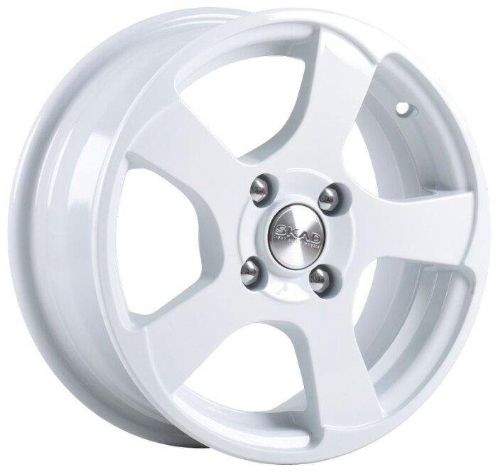 Колесный диск SKAD Акула 5.5x14/4x100 D67.1 ET35 Белый