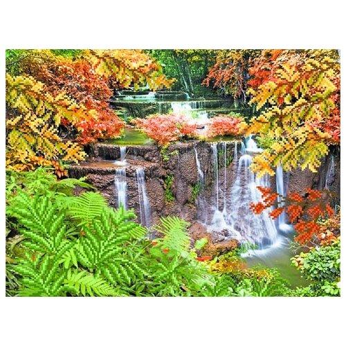 янтарная осень рисунок на шелке 37 49 37х49 29х39 матренин посад 4155 Все краски осени Рисунок на шелке 37/49 37х49 (28х38) Матренин Посад 4126