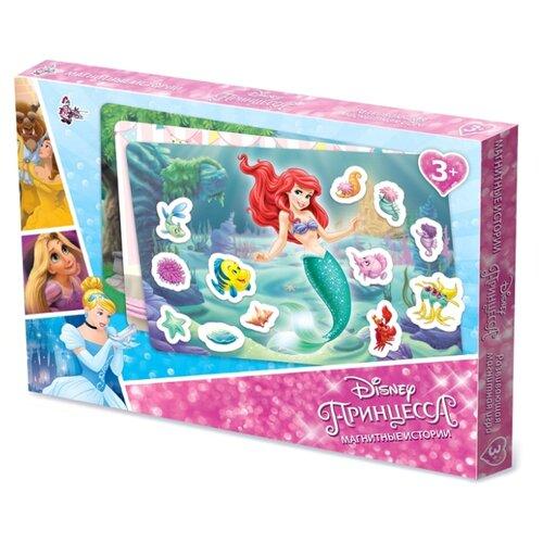 Настольная игра Десятое королевство Магнитные истории. Принцесса игра настольная принцесса феи крёстные