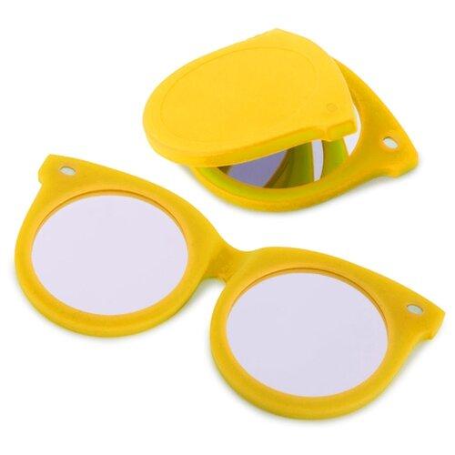 Купить Зеркальце Shades желтое, balvi