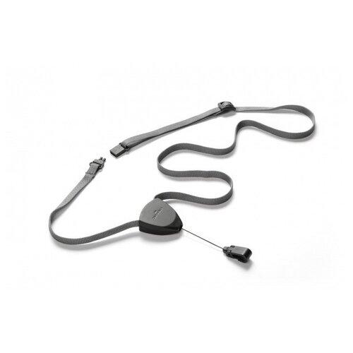 Фото - Текстильный шнур Flex, с рулеткой, 8 мм, 500 мм, черный текстильный системный кофр lcs sc8