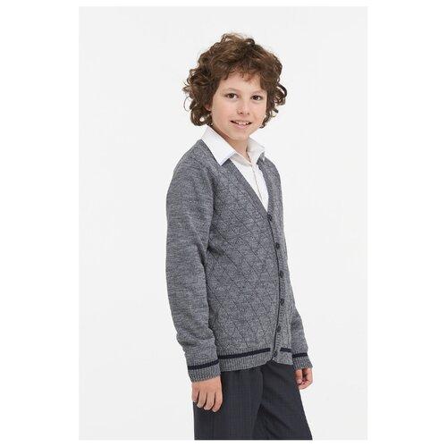 Пиджак VAY размер 146, серый