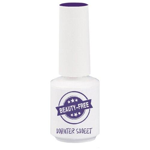 Купить Гель-лак для ногтей Beauty-Free Winter Sweet, 8 мл, фиолетовый
