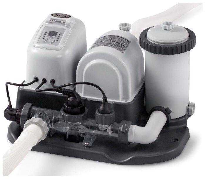 Хлоргенератор с фильтрующим насосом Intex 11910