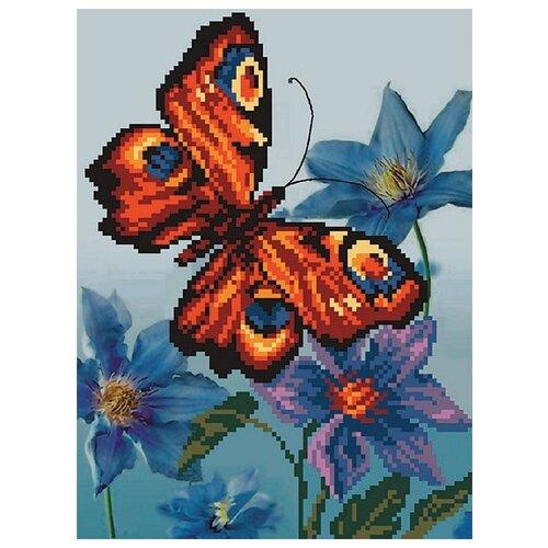 Купить Романтика Набор для вышивания бисером 28х34 (18х24) Матренин Посад 0008/Б, Матрёнин Посад, Наборы для вышивания