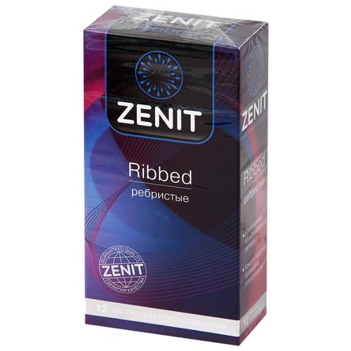 Презервативы ZENIT Ribbed (12 шт.)