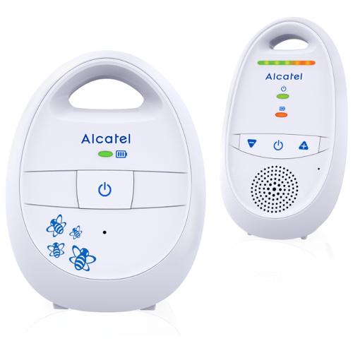 Купить Радионяня Alcatel Baby Link 110 белый, Радио- и видеоняни