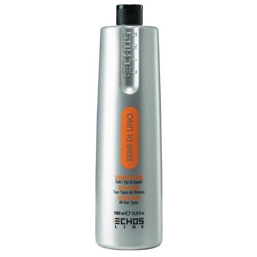 Купить Echosline кондиционер Linseed Oil для волос с экстрактом семени льна, 1000 мл