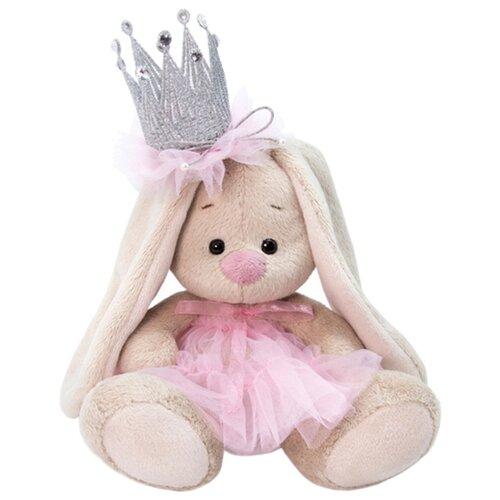 Купить Мягкая игрушка Зайка Ми в короне 15 см, Мягкие игрушки