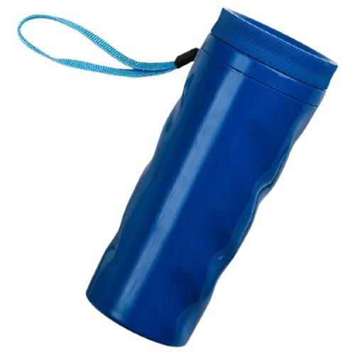 Термокружка Командор Любимая сестра, 0.35 л синий