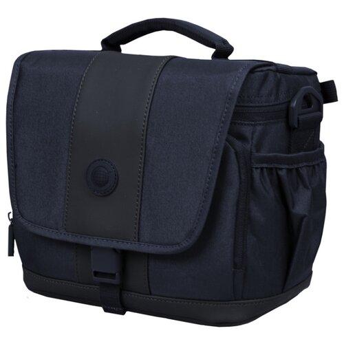 Фото - Сумка для фотокамеры Continent FF-03 синий сумка для фотокамеры continent ff 03 черный