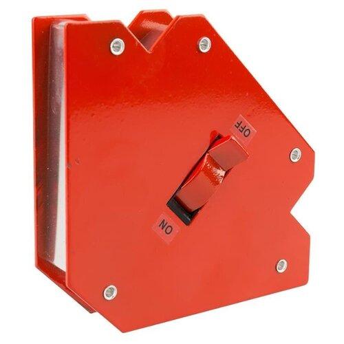 Магнитный угольник REXANT 12-4836 красный магнитный угольник start sm1603 75 lbs красный