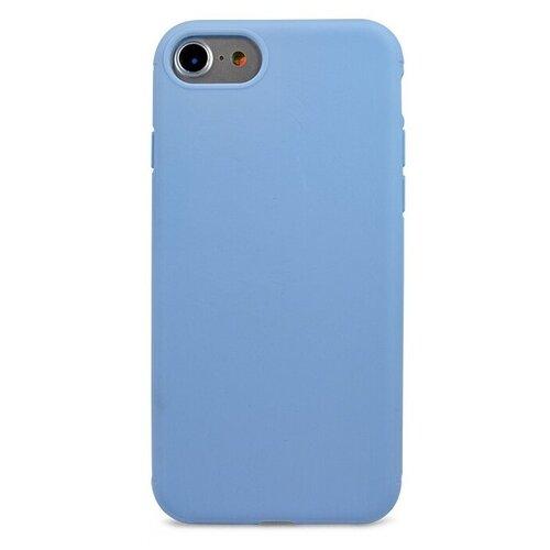Купить Чехол-накладка Pastila TPU Matte для Apple iPhone 7/iPhone 8 голубой