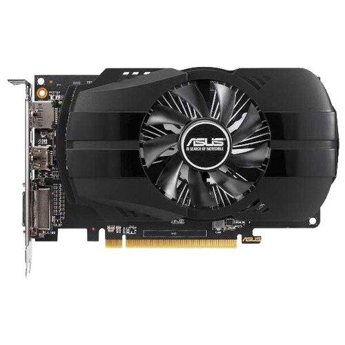 Видеокарта ASUS Phoenix Radeon RX 550 4GB (PH-RX550-4G-EVO), Retail
