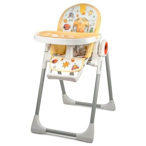 Стульчик для кормления Nuovita Grande cosmo giallo стульчик для кормления babys piggy розовый