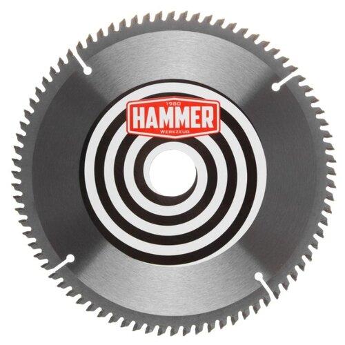 Пильный диск Hammer Flex 205-301 CSB AL 210х30 мм пильный диск hammer flex 205 108 csb wd 185х30 мм