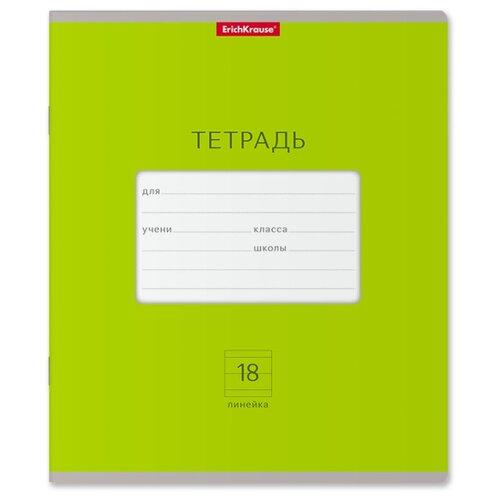 Купить ErichKrause Упаковка тетрадей Классика Bright 018010154-46481, 10 шт., линейка, 18 л., Тетради