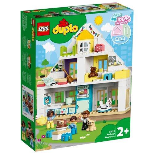 Купить Конструктор LEGO DUPLO 10929 Модульный игрушечный дом, Конструкторы