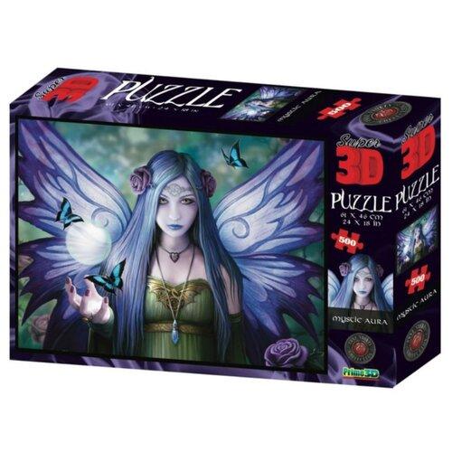 Купить Пазл Prime 3D Таинственная аура (10314), 500 дет., Пазлы