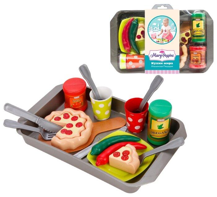 Набор продуктов с посудой Mary Poppins Итальянская