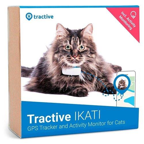 Tractive GPS Cat (IKATI) - GPS трекер для кошек