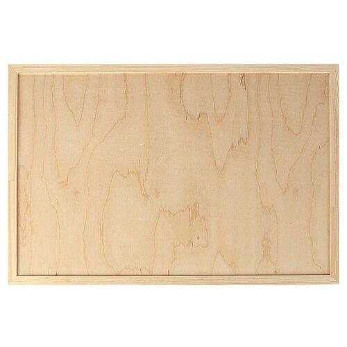 Купить Планшет Calligrata 37х60 см фанера деревянный, Доски и мольберты