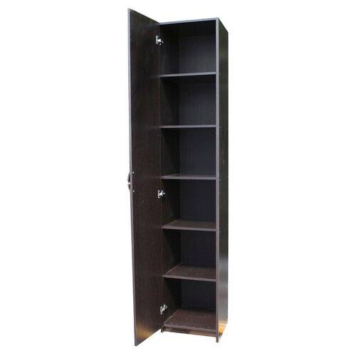 Шкаф с полками Шарм-Дизайн Уют 50х45 Венге