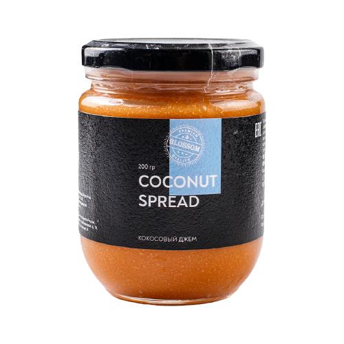 Фото - Джем Blossom кокосовый без сахара, банка, 200 г джем yummy яблоко корица без сахара 350 г