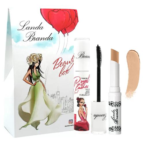Landa Branda Набор для макияжа 9513
