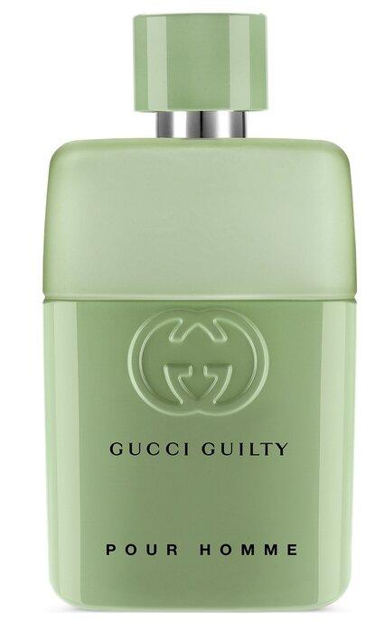 Туалетная вода GUCCI Guilty Love Edition pour Homme — цены на Яндекс.Маркете