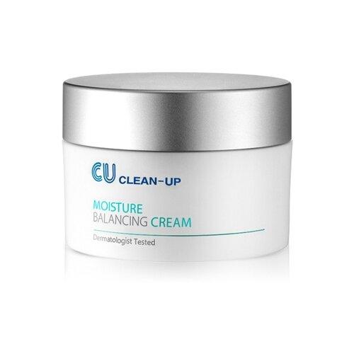 CU Skin Clean-Up Moisture Balancing Cream ультра-увлажняющий крем для лица, 50 мл крем для лица и тела moisture skin cream hatomugi 220г