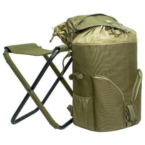 Рюкзак Aquatic РСТ-50 зеленый гермосумка aquatic гc 30