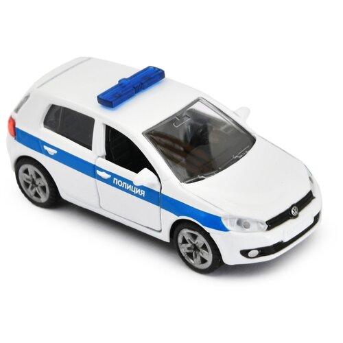 Купить Легковой автомобиль Siku 1410RUS белый, Машинки и техника