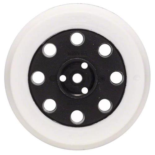 Тарелка для УШМ на липучке BOSCH 2608601118 125 мм 1 шт тарелка для ушм практика 038 524 125 мм 1 шт