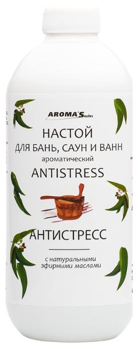 AROMA'Saules Настой для бань, саун и ванн