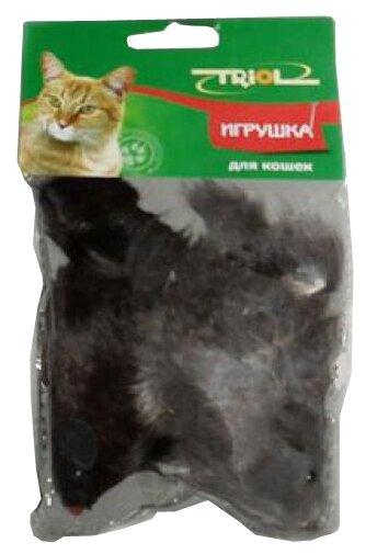 Мышь для кошек Triol цветная 2 шт (M004NC/Ч-08100/22161030)