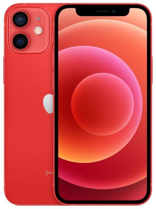 Смартфон Apple iPhone 12 mini 64GB красный (MGE03RU/A) - Характеристики - Яндекс.Маркет