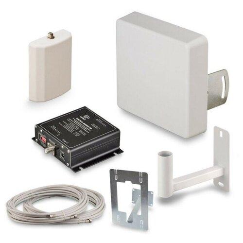 Усилитель сигнала сотовой связи GSM900 (60 dBi) - Комплект для дачи KROKS KRD-900