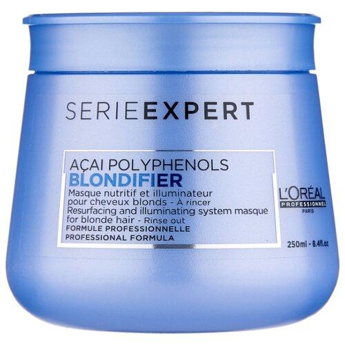 Купить L'Oreal Professionnel Blondifier Маска для сияния осветленных и мелированных волос, 250 мл