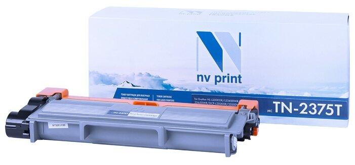 Картридж NV Print TN-2375T для Brother, совместимый — купить по выгодной цене на Яндекс.Маркете