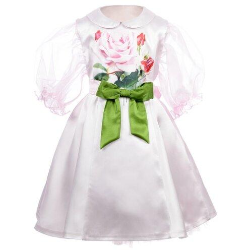 Платье Stilnyashka размер 122, розы