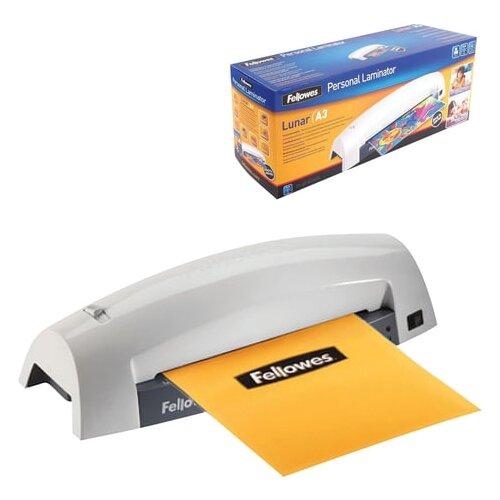 Ламинатор FELLOWES LUNAR формат A3 толщина пленки 1 сторона 75-80 мкм скорость 30 см/мин FS-57167