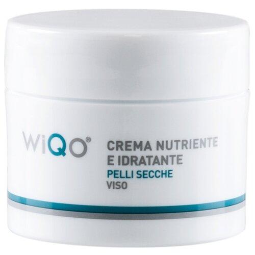 WiQo Crema Nutriente Крем для сухой обезвоженной кожи лица, 50 мл
