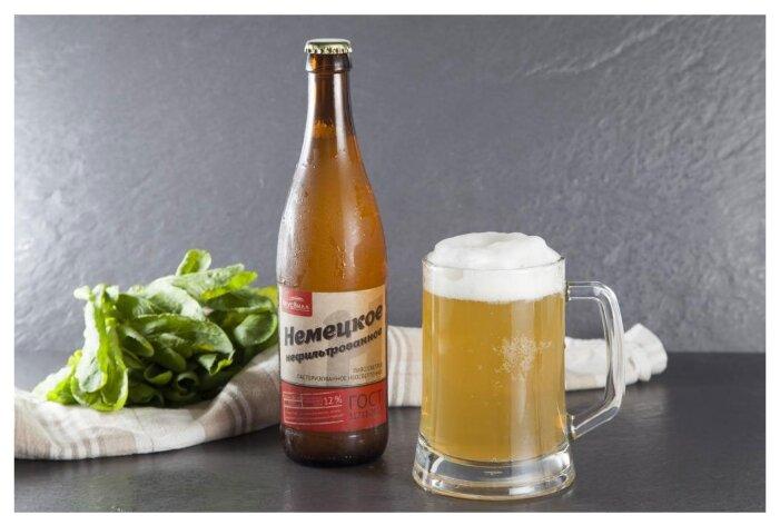 Пиво светлое ВкусВилл Немецкое 0.5 л