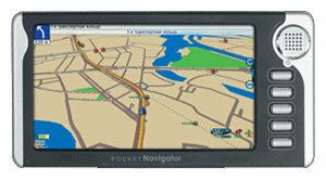 Навигатор Pocket Navigator PN 7010 Universal