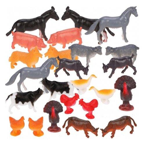 Купить Фигурки Наша игрушка Farm Animals, Игровые наборы и фигурки