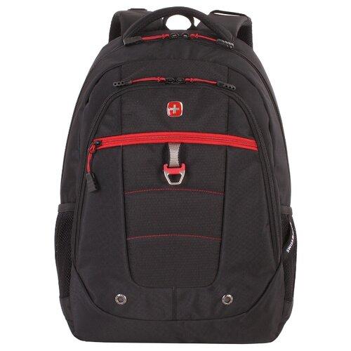 Фото - Рюкзак SWISSGEAR 15 черный/красный 29 л рюкзак swissgear 32x15x46 см 22 л черный