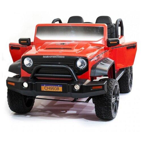 Купить Toyland Автомобиль Jeep 2.0 CH9938, красный, Электромобили
