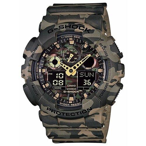 Наручные часы CASIO GA-100CM-5A casio ga 100cm 5a