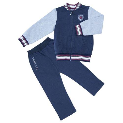 Спортивный костюм Choupette размер 146, синий